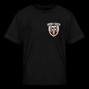 EoS: Empire 11 - Kid's T-Shirt, Black - Kids' T-Shirt
