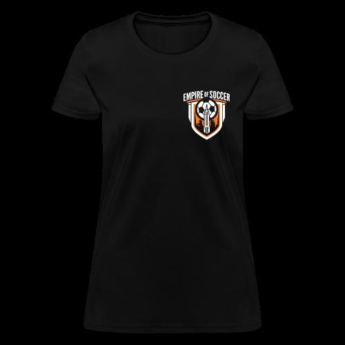 EoS: Empire 11 - Woen's T-Shirt, Black - Women's T-Shirt