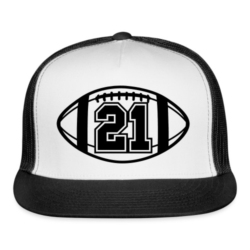 21 Sports Hat - Trucker Cap