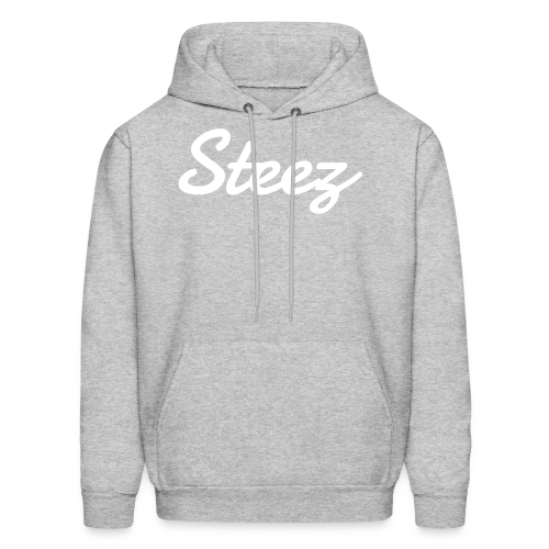 Grey Steez Hoodie - Men's Hoodie