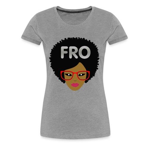 Baby It's Melanin - Women's Premium T-Shirt