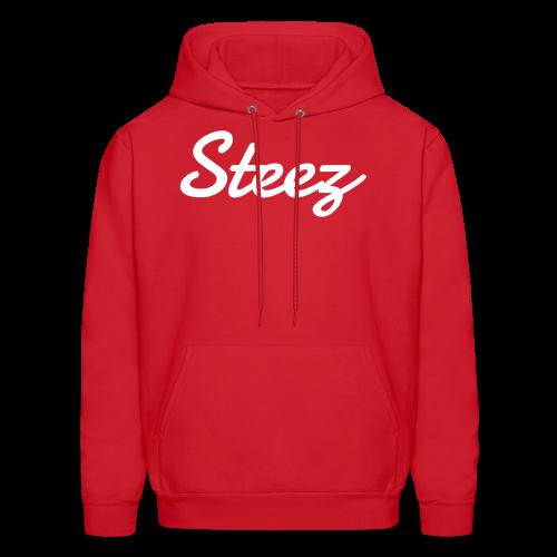 Red Steez Hoodie - Men's Hoodie