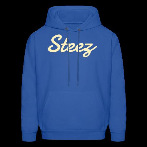 Blue Steez Hoodie - Men's Hoodie