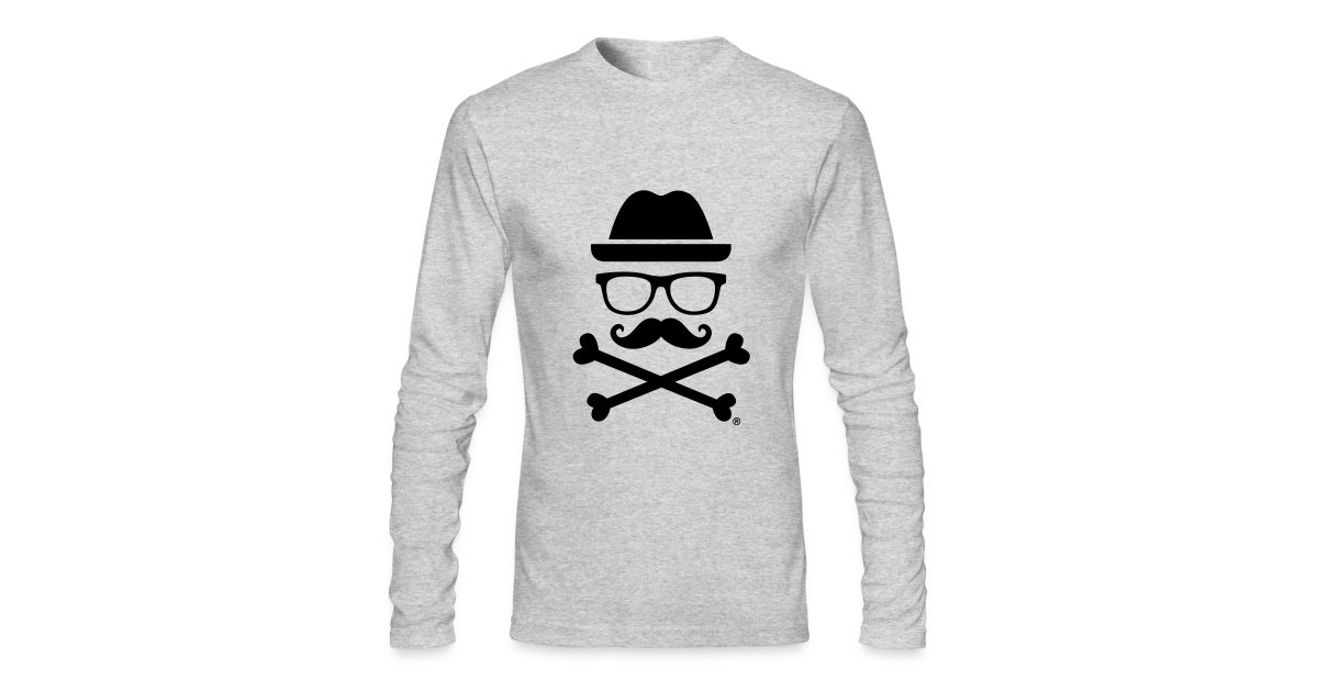 TOXICO® | Mr  TOXICO Official - Mens Long Sleeve T-Shirt by Next Level