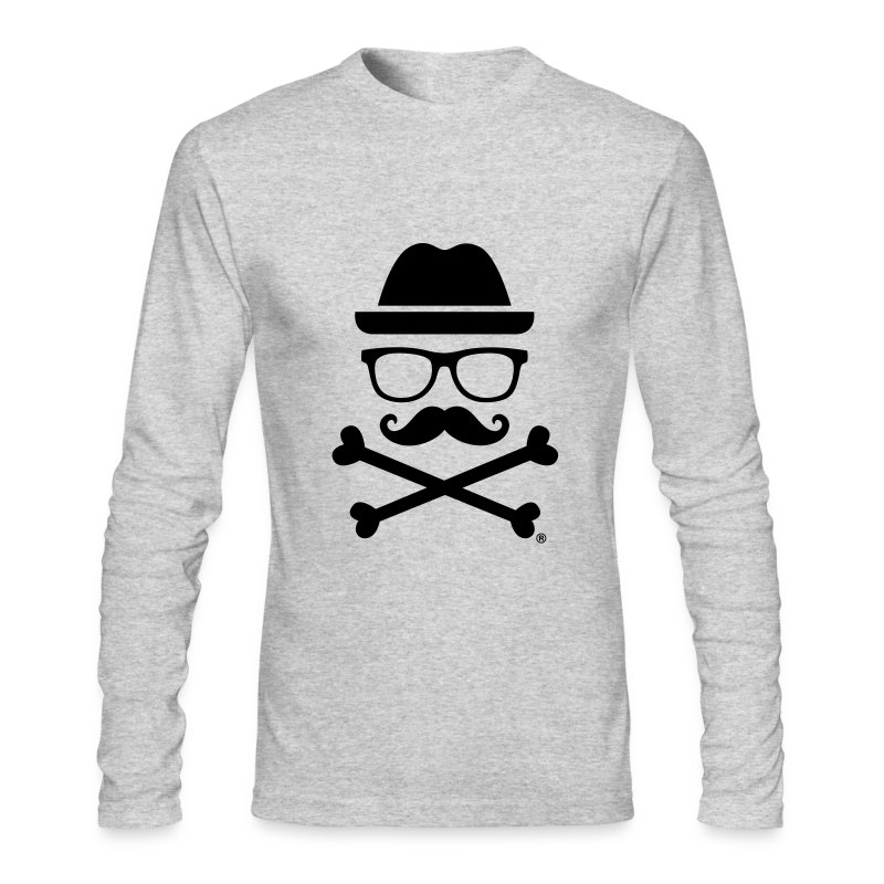 Mr. TOXICO Official - Men's Long Sleeve T-Shirt by Next Level