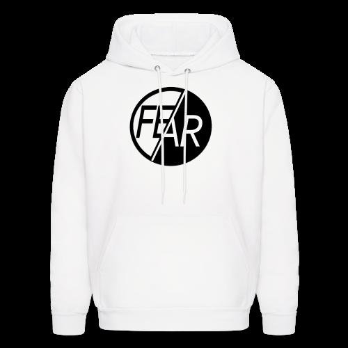 No Fear Hoodie | Black & White - Men's Hoodie