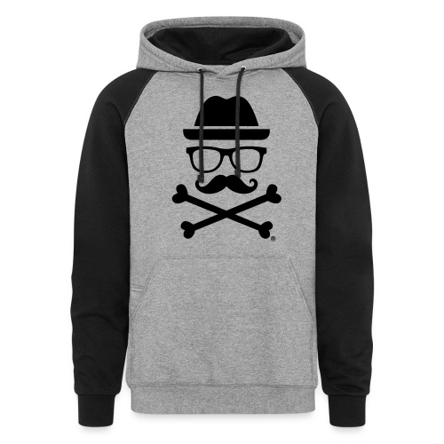 Mr. TOXICO Official - Colorblock Hoodie