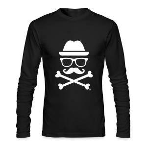 Mr. TOXICO's Men's Fitted Long Sleeve Tee - Men's Long Sleeve T-Shirt by Next Level