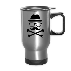 Mr. TOXICO's Travel Mug - Travel Mug