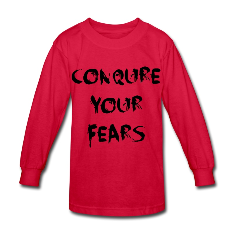CYF - Kids' Long Sleeve T-Shirt