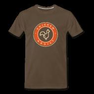T-Shirts ~ Men's Premium T-Shirt ~ Chicken Addict