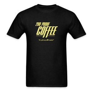 200 Proof Coffee - Men's T-Shirt