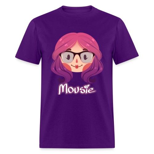 Happy Mousie Men's Shirt - Men's T-Shirt