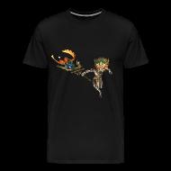 T-Shirts ~ Men's Premium T-Shirt ~ Smite Ah Puch Men's T-shirt