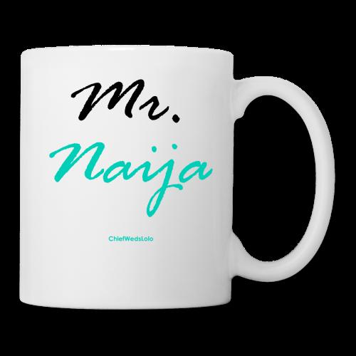 Mr. Naija Mug - Coffee/Tea Mug