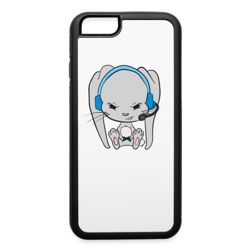 Ragequit Rabbit iPhone 6 Phone Case - iPhone 6/6s Rubber Case