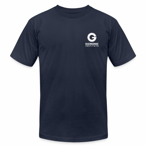 Gizmonic Institute - Men's Fine Jersey T-Shirt