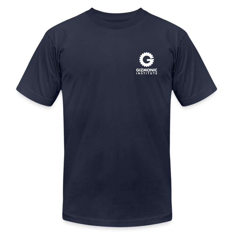 Gizmonic Institute - Men's T-Shirt by American Apparel