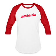 T-Shirts ~ Men's Baseball T-Shirt ~ Individuals (Red)