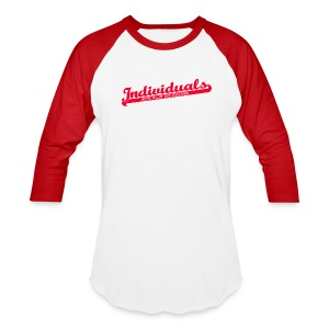 Individuals (Red) - Baseball T-Shirt