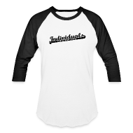 T-Shirts ~ Men's Baseball T-Shirt ~ Individuals (Black)