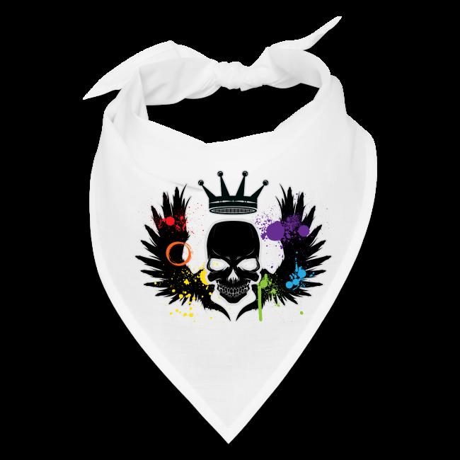 Bandana. Cool Skull ...