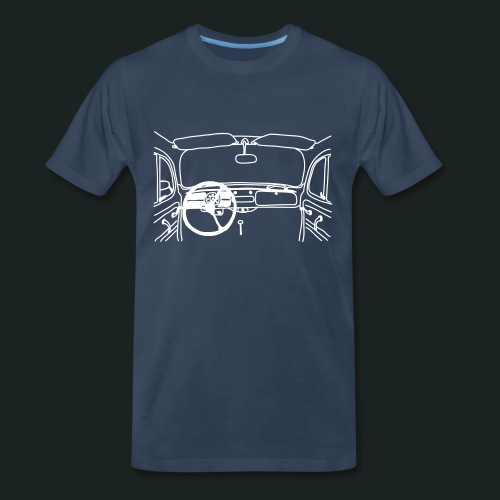 Beetle Dashboard - Men's Premium T-Shirt