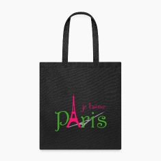 I love Paris Bags & backpacks
