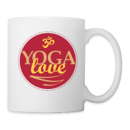 Mugs & Drinkware ~ Coffee/Tea Mug ~ YOGA LOVE