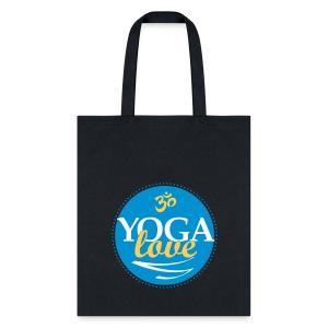 YOGA LOVE - Tote Bag