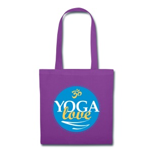 YOGA LOVE - Tote Bag