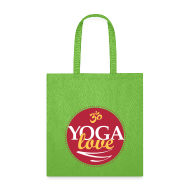 Bags & backpacks ~ Tote Bag ~ YOGA LOVE