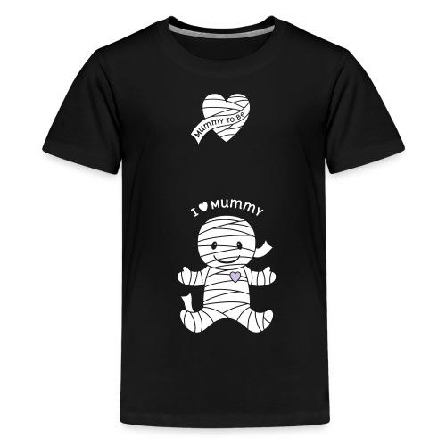I love mummy - Kids' Premium T-Shirt