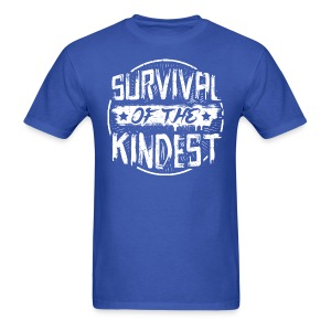 Men's T-Shirt 'SURVIVAL OF THE KINDEST' - Men's T-Shirt