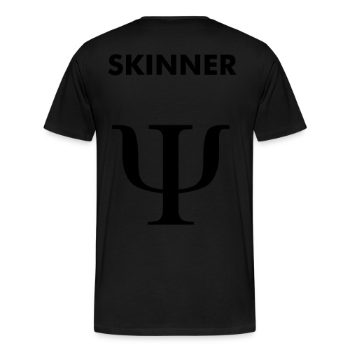 SKINNER PSI - Men's Premium T-Shirt