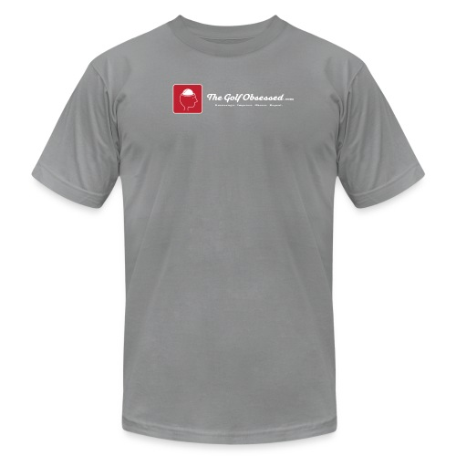 LG Logostrip V3 (choice of color) t-shirt  - Men's Fine Jersey T-Shirt