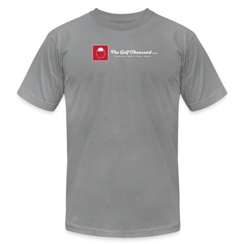 LG Logostrip V3 (choice of color) t-shirt  - Men's  Jersey T-Shirt