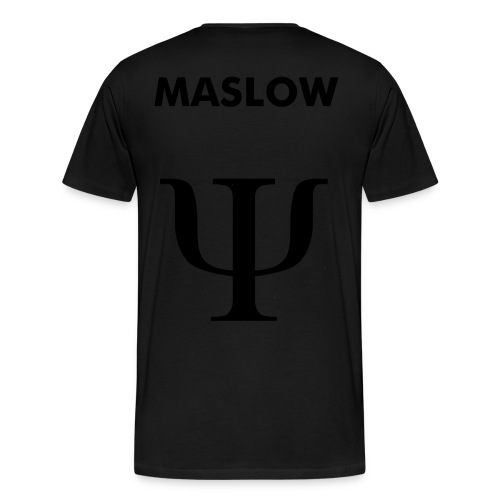 MASLOW PSI - Men's Premium T-Shirt