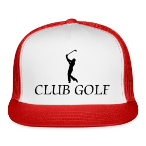 CLUB GOLF TRUCKER HAT - Trucker Cap