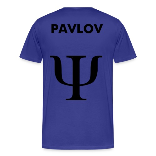 PAVLOV PSI - Men's Premium T-Shirt