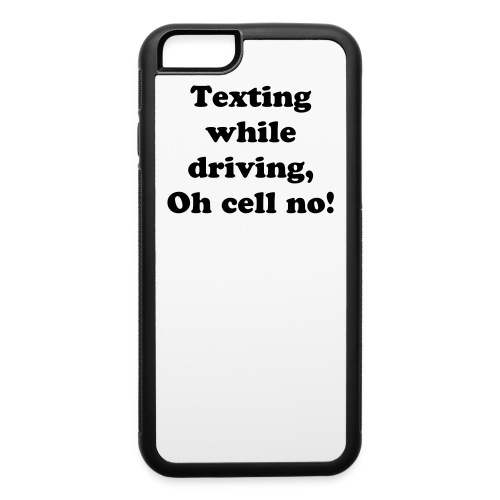 Oh cell no! - iPhone 6/6s Rubber Case