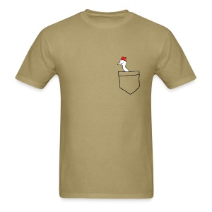 [LIMITED EDITION] Sympathetic Pocket Swanne Tee - Men's T-Shirt