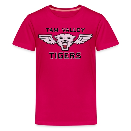 Tam Tigers Girls Indoor Soccer Shirts - Kids' Premium T-Shirt