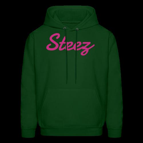 Forest Green Steez Hoodie - Men's Hoodie