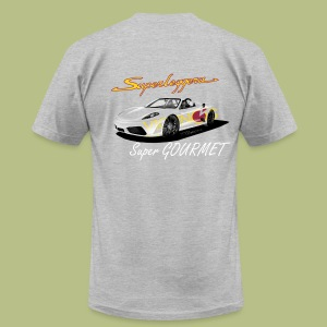 Italian Racing - Men's T-Shirt by American Apparel