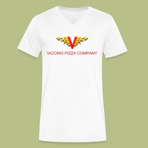The V Neck - Men's V-Neck T-Shirt by Canvas