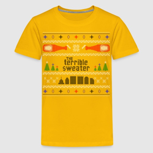 Terrible Sweater 2015 - Kids' Premium T-Shirt