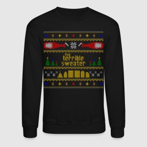 Terrible Sweater 2015 - Crewneck Sweatshirt