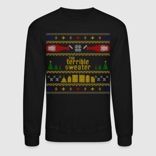 Terrible Sweater 2015 - Crewneck Sweatshirt