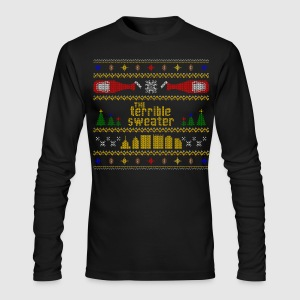 Terrible Sweater 2015 - Men's Long Sleeve T-Shirt by Next Level